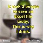 Excel Twitter 20150605