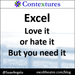 Excel Twitter 20150911