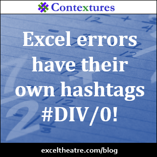 What people said about Excel this week http://exceltheatre.com/blog/