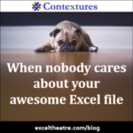 Excel Twitters 20161028